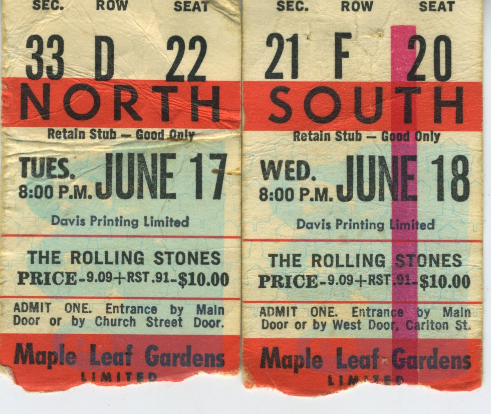 ROLLING STONES TORONTO – Gilles Chateau Photography